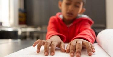 Educação Especial Com Ênfase Em Deficiência Visual e Sistema Braille